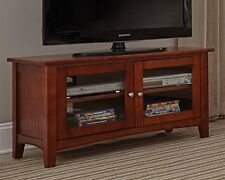 Alaterre ASCA1060 Shaker Cottage 36 Inch TV Stand, Cherry New