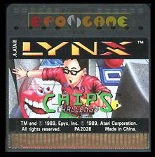 CHIP'S CHALLENGE Atari Lynx Versione Americana ••••• SOLO CARTUCCIA