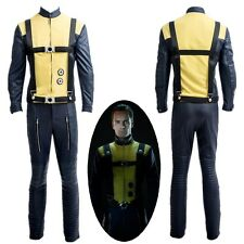 X-Men First Class Erik Lensherr Magneto Uniform Cosplay Costume