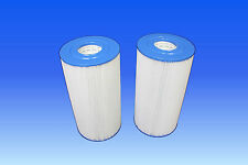 CLOSEOUT (2) PacK SPA FILTERS FIT: UNICEL C-5345 C5345 PLBS50 CAL SPAS FC-2970
