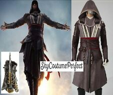 SALE FREE WW SHIP Assassin's Creed GAME Aguilar de Nerha Cosplay Costume Blade
