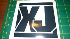 Jeep XJ Cherokee - Vinyl Decal for Jeep