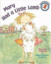 Mary Had a Little Lamb (Sing-Along Stories) Hoberman, Mary Ann Board book