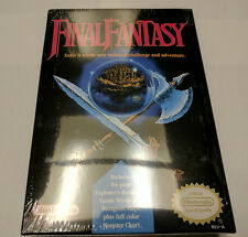 Final Fantasy (Nintendo Entertainment System, 1990) Sealed - New