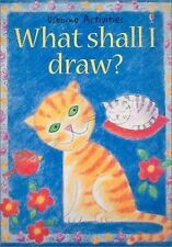 What Shall I Draw (What Shall I Do Today Series) Gisson, Ray, Barlow, Amanda Pa