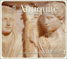 La Musique de l'Antiquit' (CD, Nov-2005, Harmonia Mundi (Distributor))