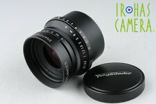 Voigtlander Snapshot-Skopar 25mm F/4 MC Lens for L39 LTM Mount #10606C1