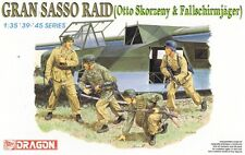 q Dragon 6094 - German GRAN SASSO RAID 1943 (Otto Skorzeny) - Scala 1/35