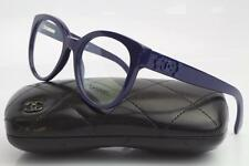 Chanel 3308 Eyeglasses Frames Blue 1502 Authentic 50mm