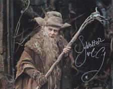 SYLVESTER McCOY as Radagast - The Hobbit GENUINE AUTOGRAPH UACC (R10740)