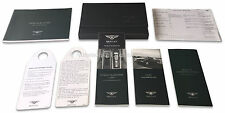 2007 BENTLEY AZURE BORDMAPPE BETRIEBSANLEITUNG OWNER'S MANUAL POUCH ENGLISH EUR