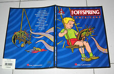 Songbook THE OFFSPRING Americana TABLATURE guitar Tab Spartiti