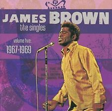BROWN,JAMES-THE SINGLES VOL. 5 CD NEW