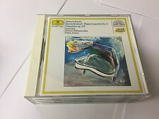 Brahms:Piano Concerto 2; Fantasia op. 116 -  CD  - MINT