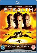 STEALTH - BLU-RAY - REGION B UK