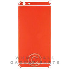 Door for Apple iPhone 6  Plus CDMA GSM Red Rear Back Panel Housing Battery Cover