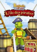 Benjamin Et Ses Amis - L Ile Des Pirates  DVD NEW