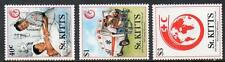 St Kitts MNH 1989 The 125th Anniversary of International Red Cross