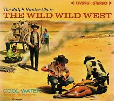 Ralph Hunter / Sons of the Pioneers: The Wild Wild West + Cool Water  2 Lps On 1