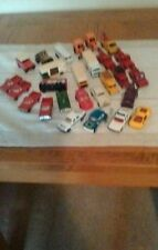 job lot of 26 mixed Matchbox and Corgi