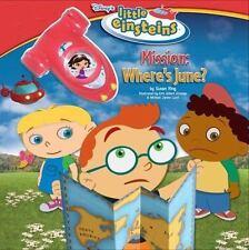 Disney's Little Einstein: Mission: Where's June? (Disney's Little Einsteins Miss