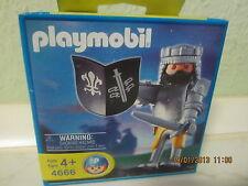 Playmobil Special 4666 Silberner  Ritter Raubritter NEU & OVP von 2006 gelb