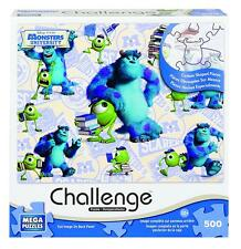 MEGA CHALLENGE JIGSAW PUZZLE DISNEY PIXAR MONSTERS UNIVERSITY 500 PCS