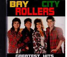 BAY CITY ROLLERS GRETEST HITS CD