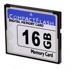 High Quality 16GB Compact Flash Compactflash 16G CF Memory Card For DSLR Camera