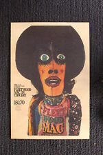 Fleetwood Mac Tour Poster 1970 Munich Germany