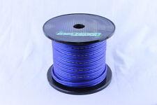 Mechman 10 gauge Heavy Duty Pure Copper OFC speaker wire - 100 foot spool - Blue