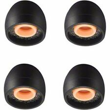 SONY EP-EXN50S Noise Isolation Replacement Ear Tips Black Size S from Japan