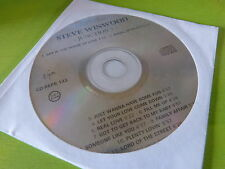 STEVE WINWOOD - JUNCTION 7!!!!!!!!!!!!! FRENCH PROMO CD