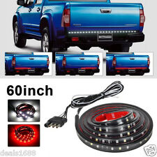 Car LED Tail Light Bar Strip Truck Tail-Gate Reverse Stop Running Turn Signal