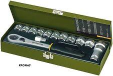 """Proxxon 23604 - Set speciale da officina, da 13 a 27 mm, 1/2"""", 14 pezzi"""