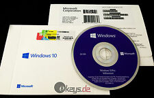 Windows 10 Pro 64 Bit OEM Box - DVD und COA
