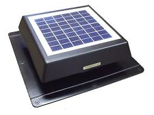 Rand Solar Powered Attic Fan-8 Watt-W Roof Top Ventilator NEW!!