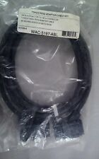 62598-8 Token-Ring Network PC Adapter Cable (8 ft) 45 degree  both ends  new