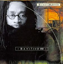 Bang! Zoom by Bobby McFerrin (CD, Jan-1996, Blue Note (Label))