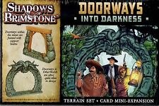 FFP Shadows of Brimstone Doorways Into Darkness Terrain Set & Card Expansion New