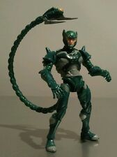 """Rare Marvel Spider-Man POISON BLAST SCORPION 5"""" Figure 2006 with shooting taill"""