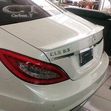 W218 CLS350 CLS550 CLS Painted Color CLS63 AMG Style Trunk Spoiler