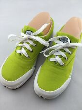 Keds Women's Sport Lime Neon Green Sneakers Shoes Size 6 Lace Up EUC