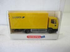 Wiking 1/87 552 05 Koffer-LKW (IVECO EuroCargo) LA POSTE WS3835