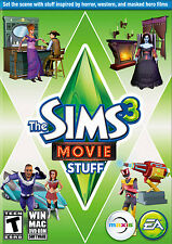 Sims 3: Movi-e Stuff Pack (Windows/Mac, Region-Free) Origin Download