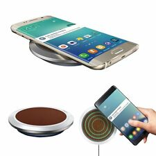 10W Fast Charge Qi Wirless Charger Charging Pad Mat For iPhone Samsung LG Sony