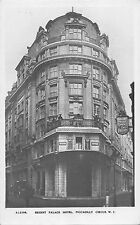 BR70410 regent palace hoel picadilly circus  london real photo   uk
