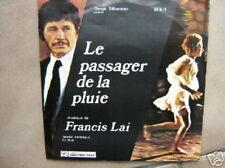 BOF LE PASSAGER DE LA PLUIE 45 TOURS BELGE BRONSON