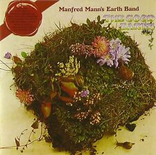 CD - Manfred Mann's Earth Band - The Good Earth - #A1432