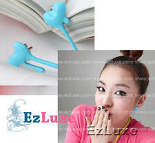Korean girl group 2NE1 Sandara Park Heart Blood Earring long